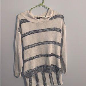 Striped sweater/pullover